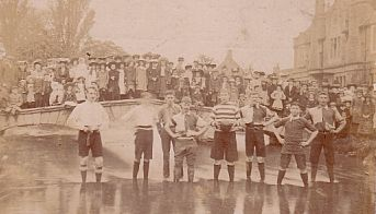 Reason 41 - Bourton River football 1920s