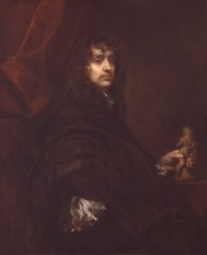 800px-Peter_Lely_Selfportrait