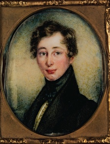 charles dickens earliest portrait aged 18